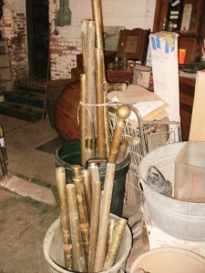 Brass Pipes a beautiful bar antique salvaged restored wood bars