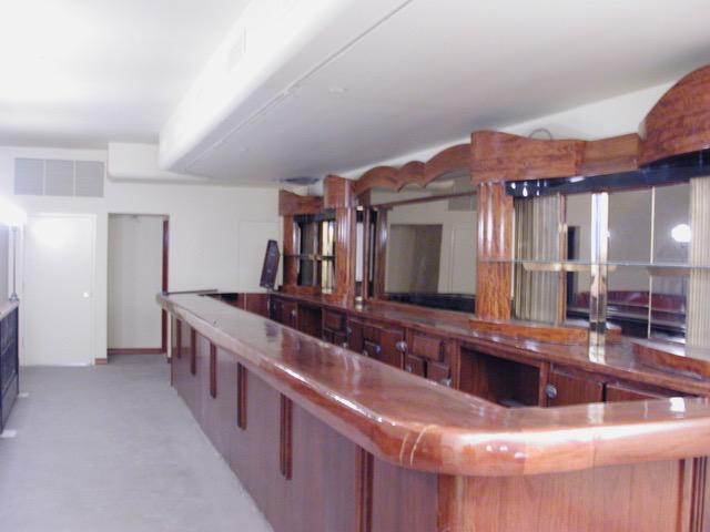 flatrion bar