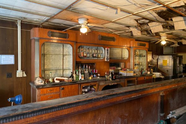 antique bar